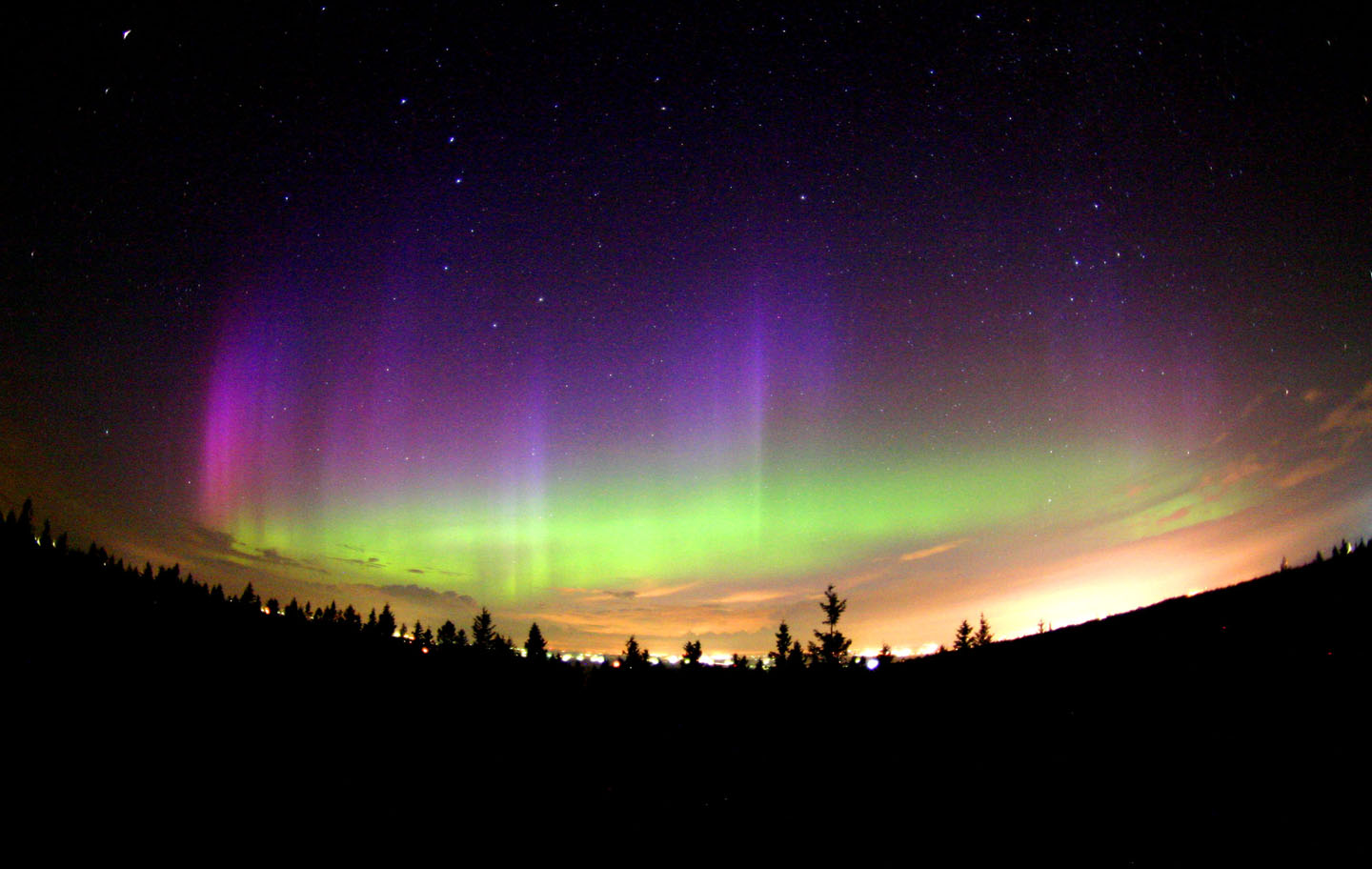 LED manufacturer discovers Northern Lights actually LEDs ...